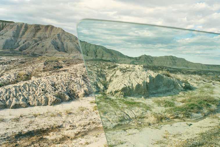 10) Badlands