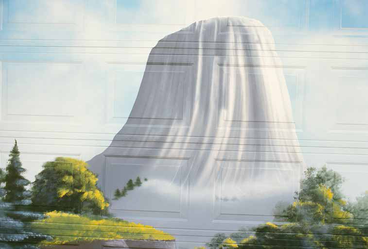 8) Ghost Mountain