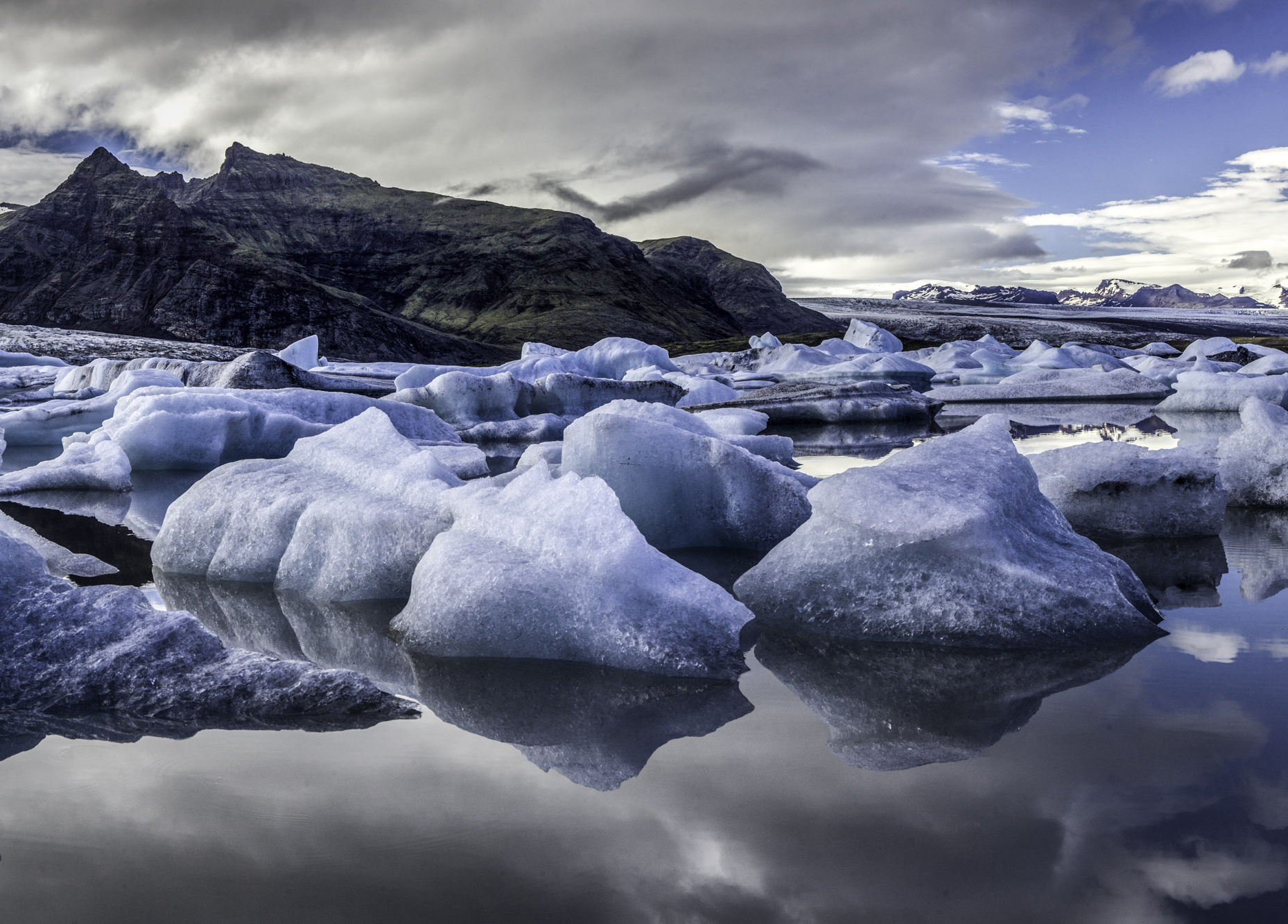 islanda jokullsarloon