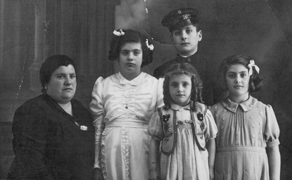 Alberto Sed (famiglia)