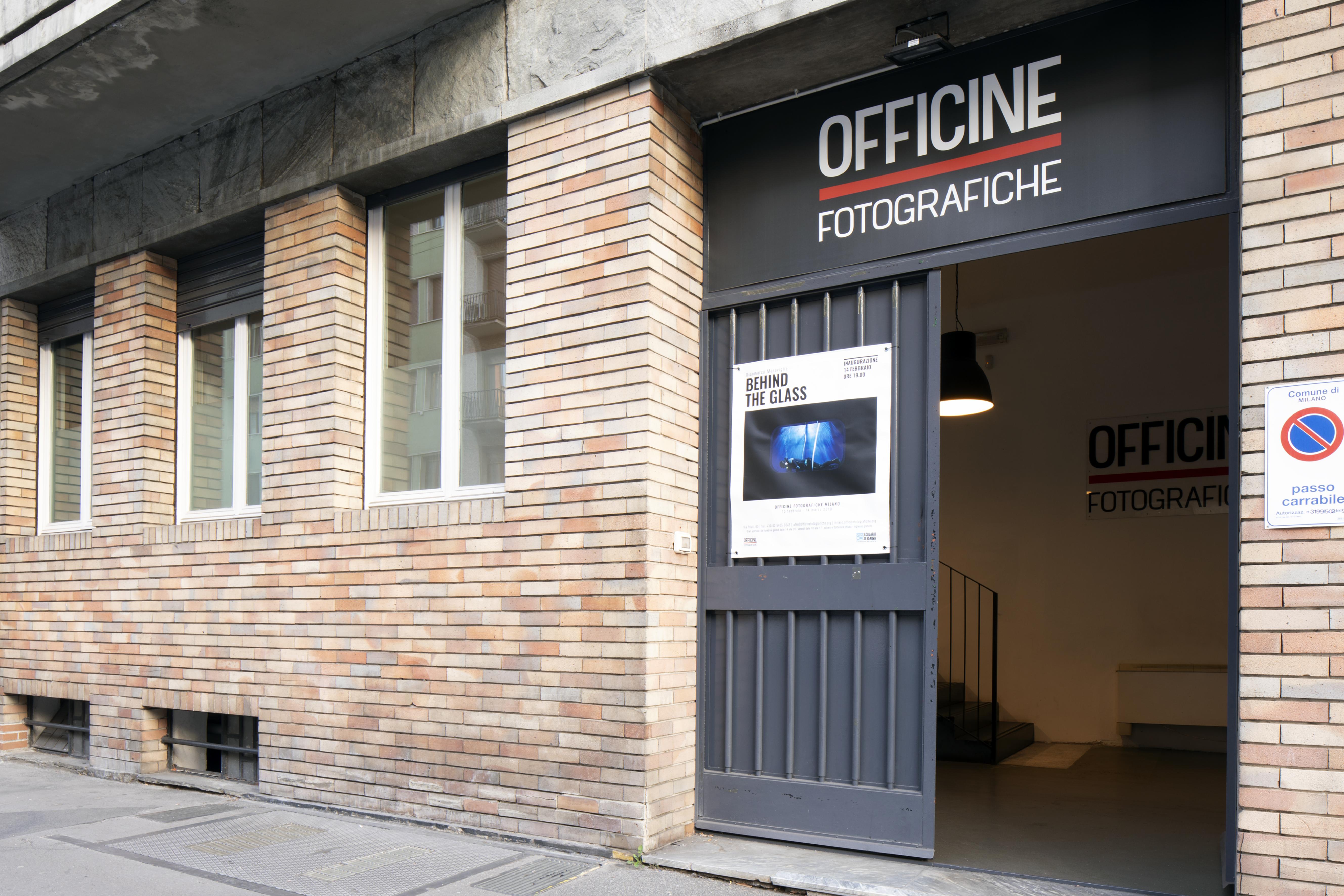 Ingresso su Via Friuli, 60