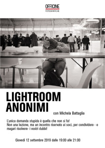 Lightroom anonimi