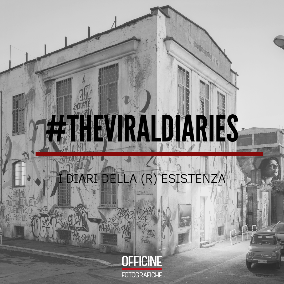 The viral diaries, contest su IG